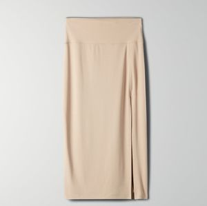 Babaton | Easy Slip Skirt